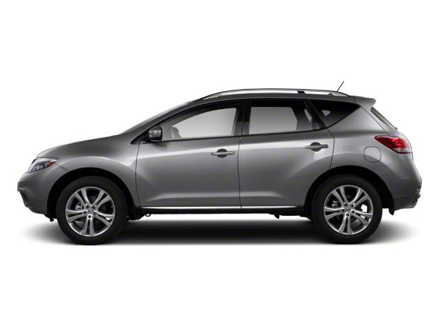 2013 Nissan Murano Pictures Murano Utility 4D SL 2WD V6 photos side view