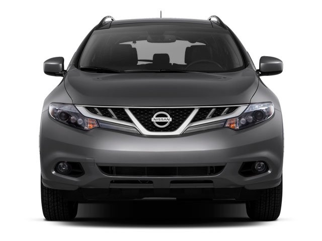 2013 Nissan Murano Pictures Murano Utility 4D SL 2WD V6 photos front view