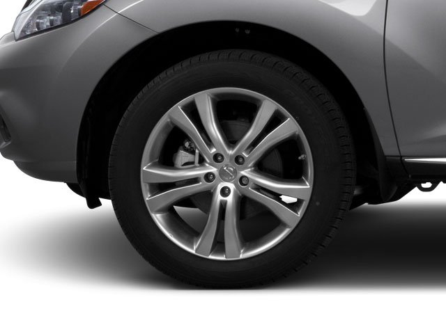 2013 Nissan Murano Pictures Murano Utility 4D SL 2WD V6 photos wheel