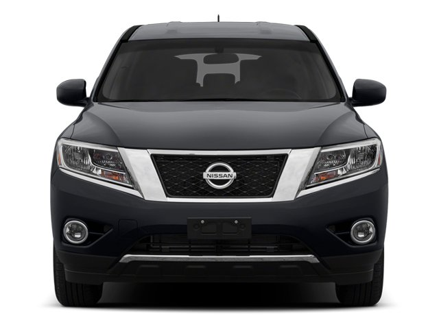 2013 Nissan Pathfinder Prices And Values Utility 4D Platinum 4WD Front View