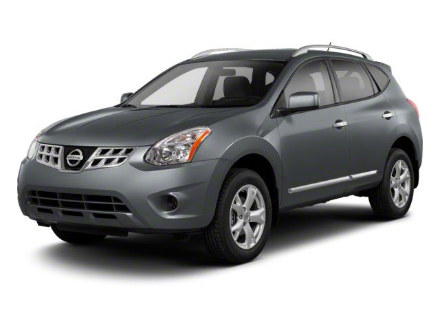 2013 Nissan Rogue Pictures Rogue Utility 4D S 2WD I4 photos side front view