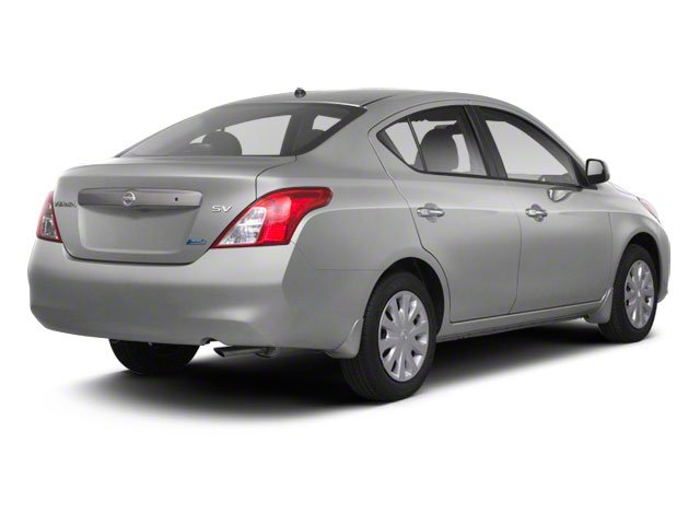 Superior 2013 Nissan Versa Prices And Values Sedan 4D SL I4 Side Rear View
