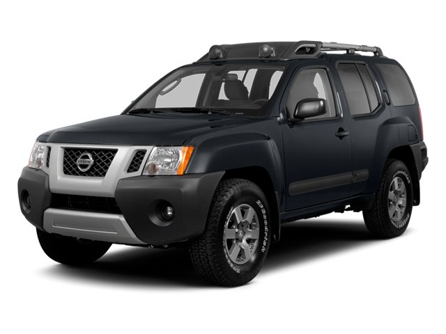 2013 Nissan Xterra Prices and Values Utility 4D X 4WD