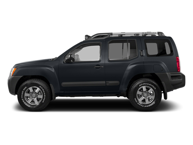 2013 Nissan Xterra Prices and Values Utility 4D X 4WD side view