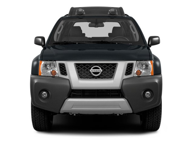 2013 Nissan Xterra Prices and Values Utility 4D X 4WD front view