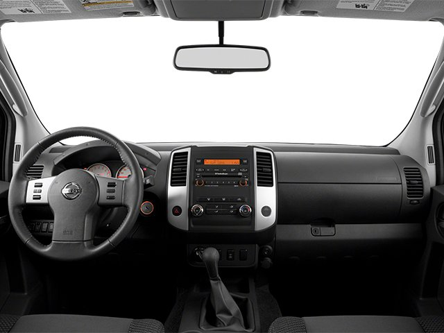 2013 Nissan Xterra Prices and Values Utility 4D X 4WD full dashboard