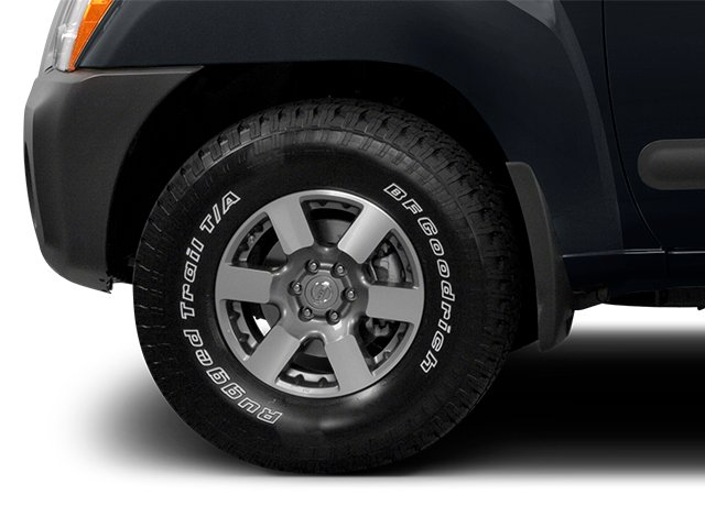 2013 Nissan Xterra Prices and Values Utility 4D X 4WD wheel