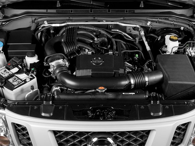 2013 Nissan Xterra Prices and Values Utility 4D X 4WD engine
