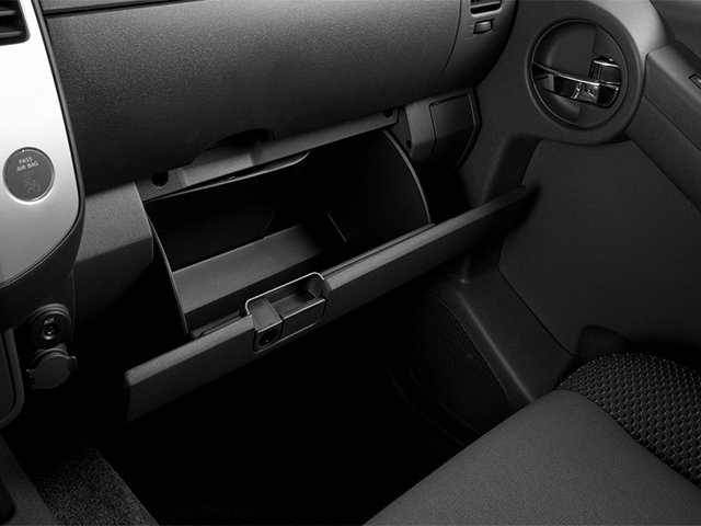 2013 Nissan Xterra Prices and Values Utility 4D X 4WD glove box