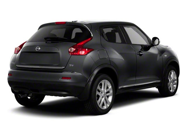 2013 Nissan JUKE Prices and Values Utlity 4D S AWD I4 Turbo side rear view