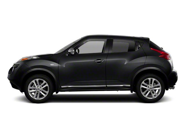 2013 Nissan JUKE Prices and Values Utlity 4D S AWD I4 Turbo side view