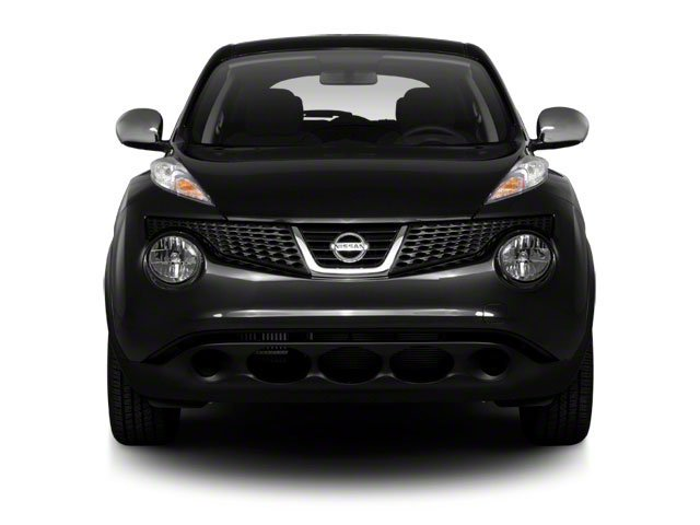 2013 Nissan JUKE Prices and Values Utlity 4D S AWD I4 Turbo front view