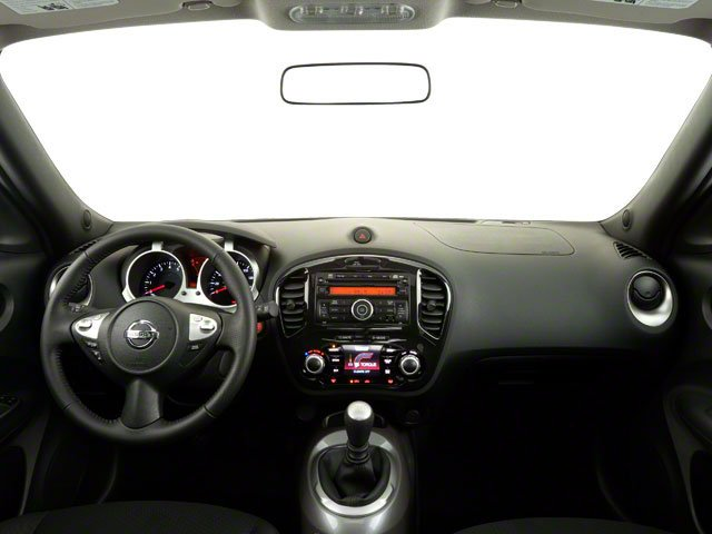 2013 Nissan JUKE Prices and Values Utlity 4D S AWD I4 Turbo full dashboard