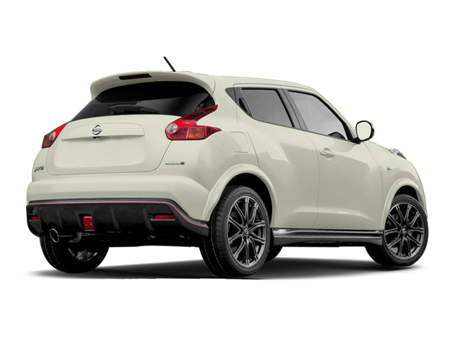 2013 Nissan JUKE Prices and Values Utility 4D NISMO 2WD I4 Turbo side rear view