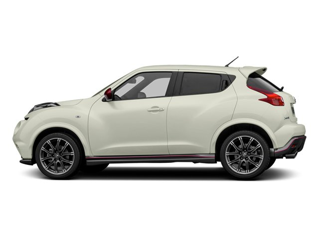 2013 Nissan JUKE Prices and Values Utility 4D NISMO 2WD I4 Turbo side view