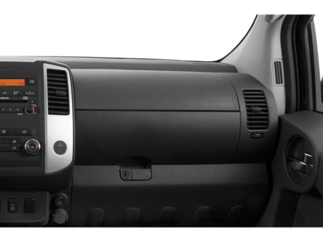 2013 Nissan Xterra Prices and Values Utility 4D X 4WD passenger's dashboard