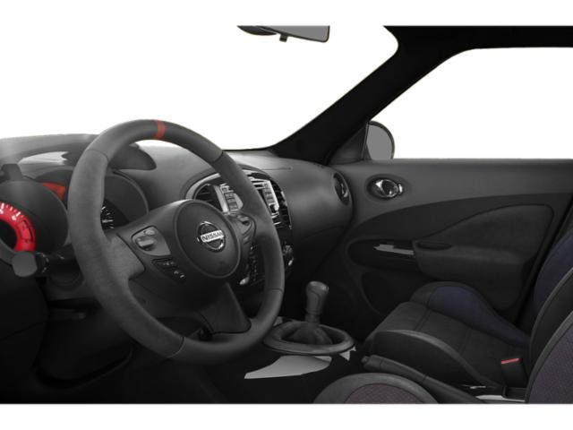 2013 Nissan JUKE Prices and Values Utility 4D NISMO 2WD I4 Turbo front seat interior