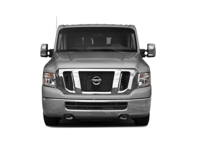 2013 Nissan NVP Prices and Values Passenger Van SV front view