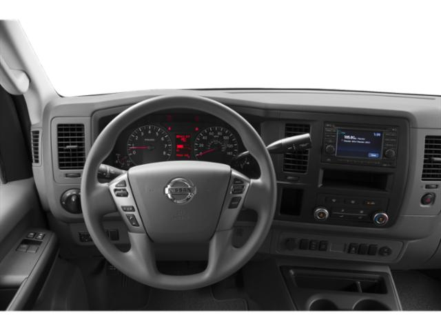 2013 Nissan NVP Prices and Values Passenger Van SV driver's dashboard