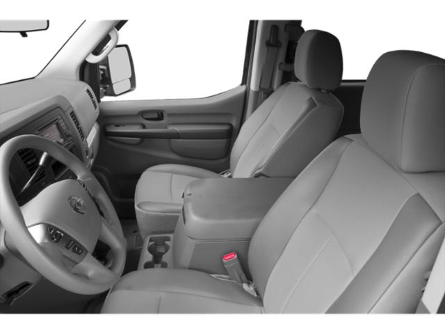 2013 Nissan NVP Prices and Values Passenger Van SV front seat interior