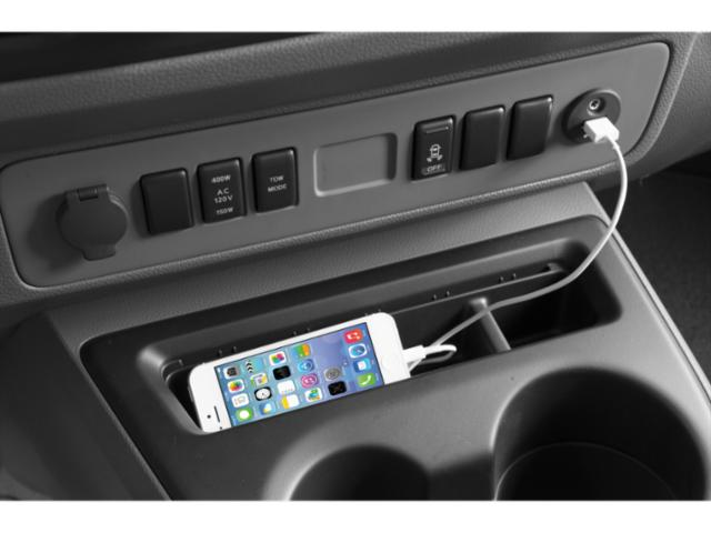 2013 Nissan NVP Prices and Values Passenger Van SV iPhone Interface