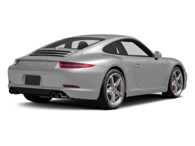 2013 Porsche 911 Prices and Values Coupe 2D Turbo AWD H6 side rear view