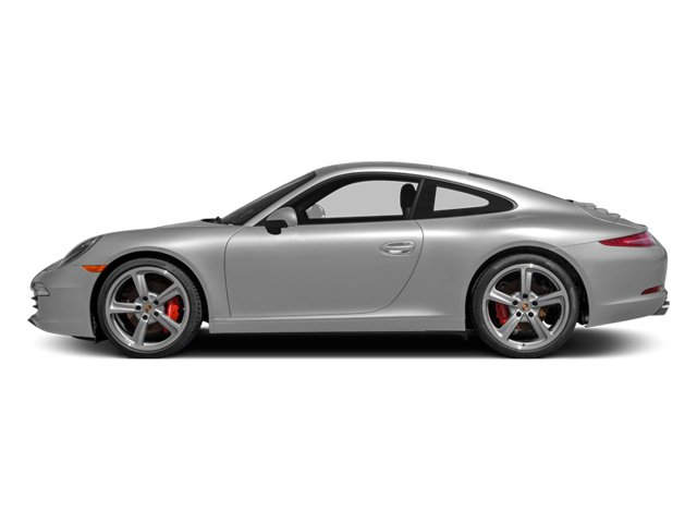 2013 Porsche 911 Prices and Values Coupe 2D Turbo AWD H6 side view