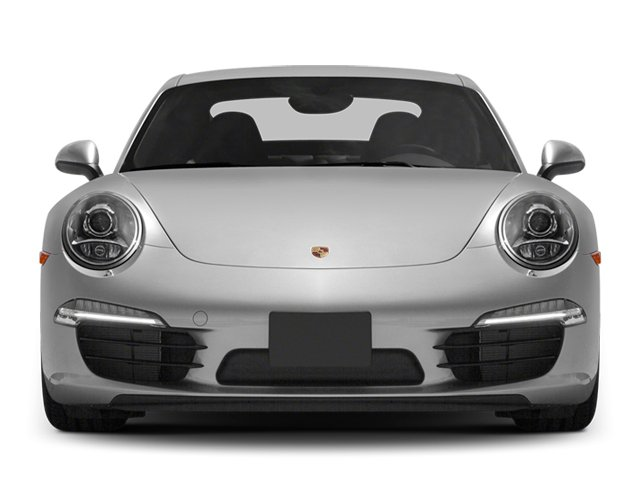 2013 Porsche 911 Prices and Values Coupe 2D Turbo AWD H6 front view