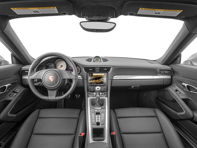 2013 Porsche 911 Pictures 911 Coupe 2D S H6 photos full dashboard
