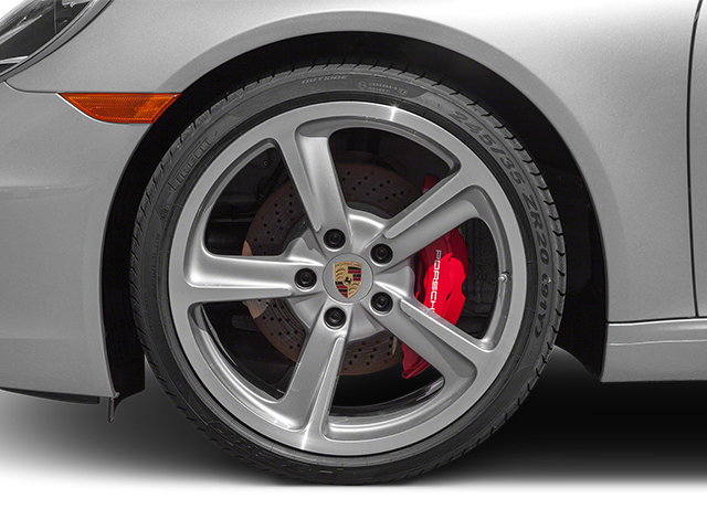 2013 Porsche 911 Pictures 911 Coupe 2D S H6 photos wheel