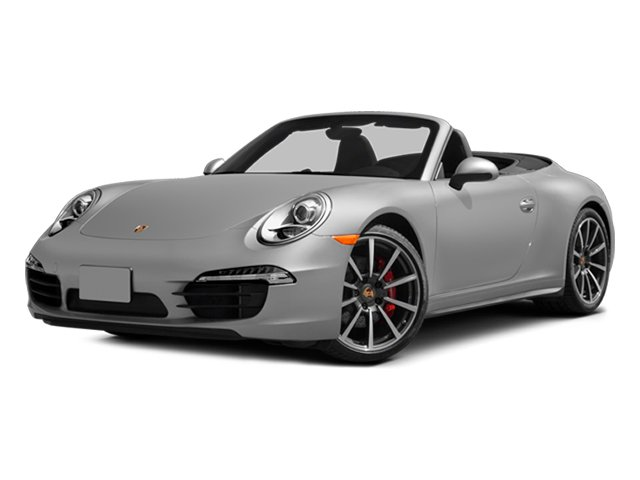 2013 Porsche 911 Prices and Values Cabriolet 2D 4S AWD H6