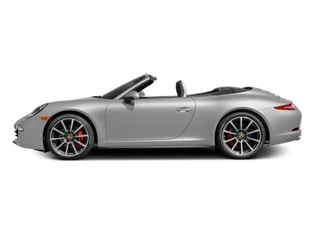 2013 Porsche 911 Prices and Values Cabriolet 2D 4S AWD H6 side view
