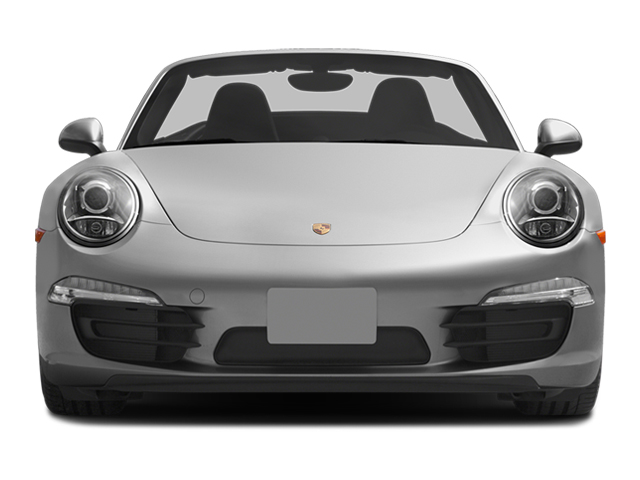 2013 Porsche 911 Prices and Values Cabriolet 2D 4S AWD H6 front view