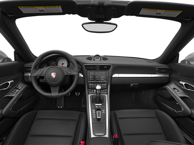 2013 Porsche 911 Pictures 911 Cabriolet 2D 4S AWD H6 photos full dashboard