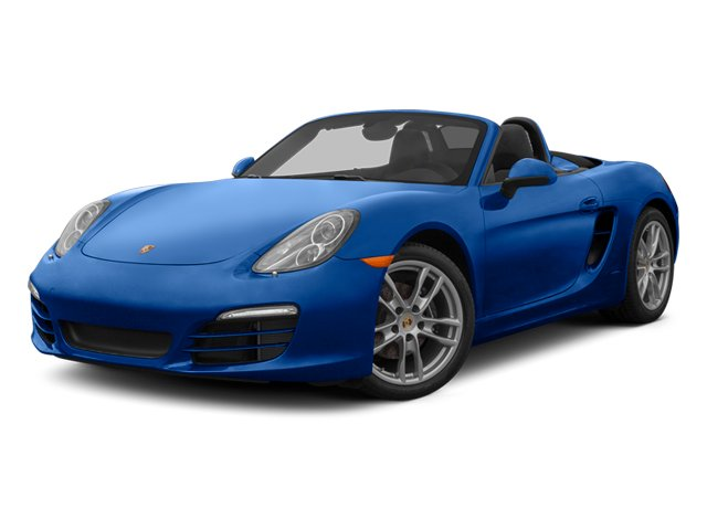 2013 Porsche Boxster Prices and Values Roadster 2D