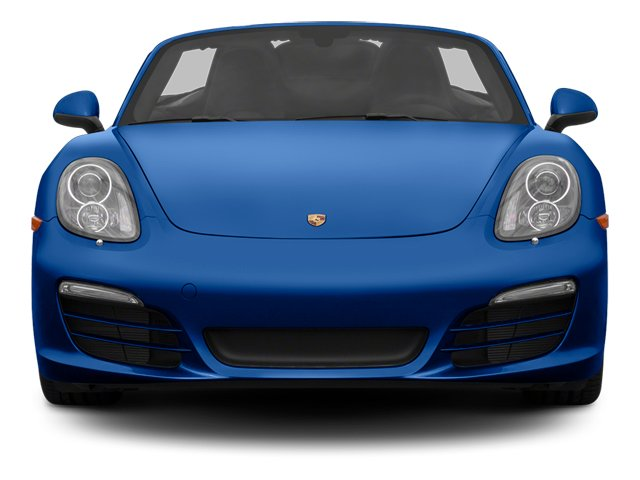 2013 Porsche Boxster Pictures Boxster Roadster 2D photos front view