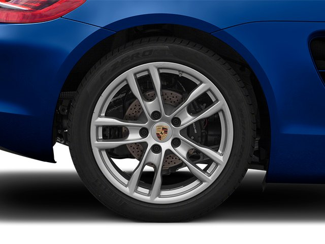 2013 Porsche Boxster Pictures Boxster Roadster 2D photos wheel