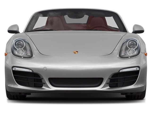 2013 Porsche Boxster Prices and Values Roadster 2D S front view