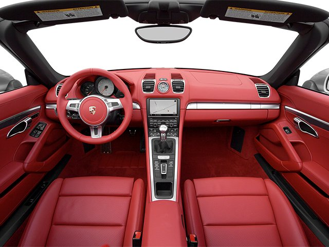 2013 Porsche Boxster Prices and Values Roadster 2D S full dashboard