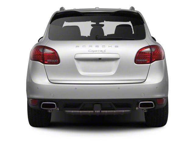 2013 Porsche Cayenne Prices and Values Utility 4D AWD (V6) rear view