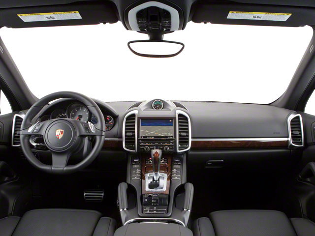 2013 Porsche Cayenne Prices and Values Utility 4D AWD (V6) full dashboard