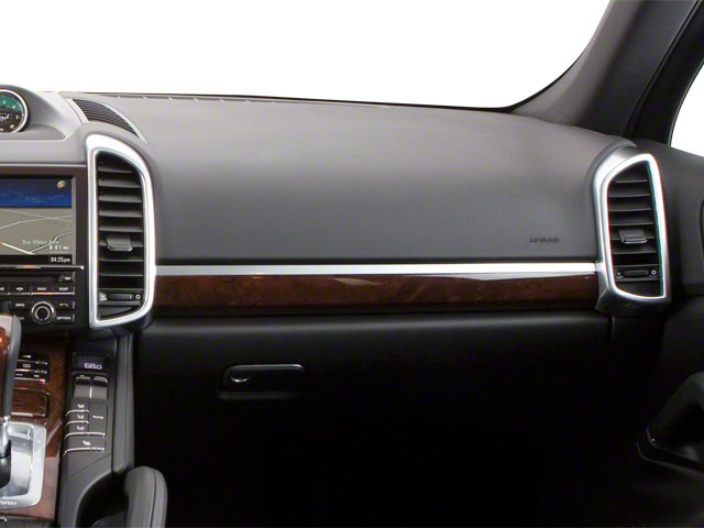 2013 Porsche Cayenne Prices and Values Utility 4D AWD (V6) passenger's dashboard