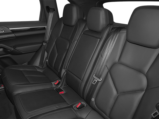 2013 Porsche Cayenne Pictures Cayenne Utility 4D S Hybrid AWD (V6) photos backseat interior