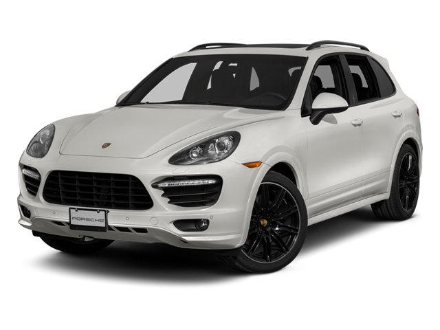 2013 Porsche Cayenne Prices and Values Utility 4D GTS AWD