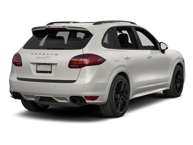 2013 Porsche Cayenne Prices and Values Utility 4D GTS AWD side rear view