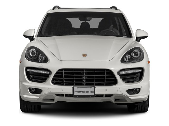 2013 Porsche Cayenne Prices and Values Utility 4D GTS AWD front view