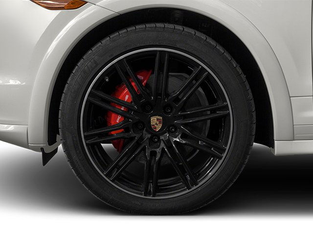 2013 Porsche Cayenne Prices and Values Utility 4D GTS AWD wheel