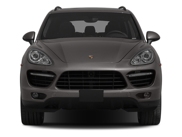 2013 Porsche Cayenne Prices and Values Utility 4D Turbo AWD (V8) front view