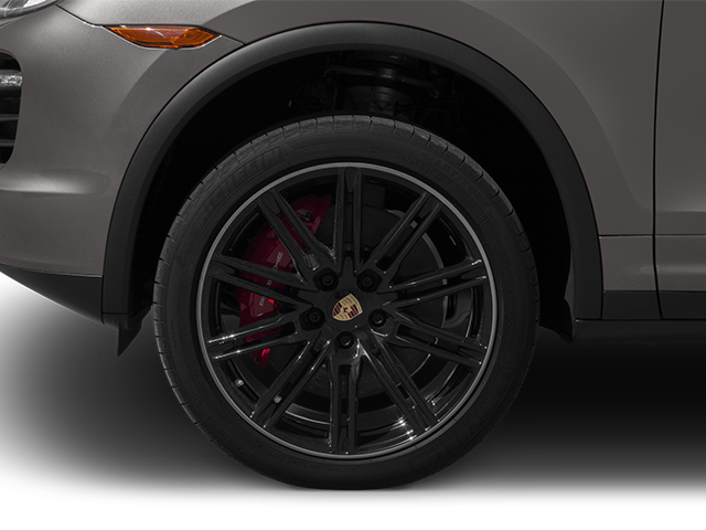 2013 Porsche Cayenne Prices and Values Utility 4D Turbo AWD (V8) wheel