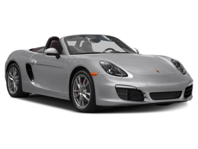 2013 Porsche Boxster Pictures Boxster Roadster 2D S photos side front view